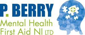 P Berry Mental Health First Aid NI Logo